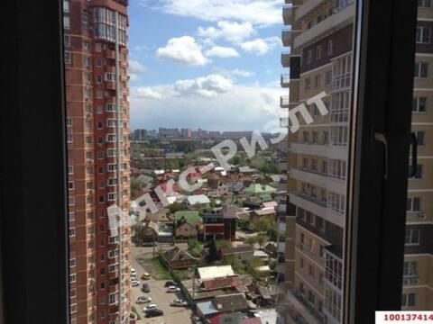 Продажа трехкомнатной квартиры на Морской улице, 1 в Краснодаре, Купить квартиру в Краснодаре по недорогой цене, ID объекта - 320268732 - Фото 1