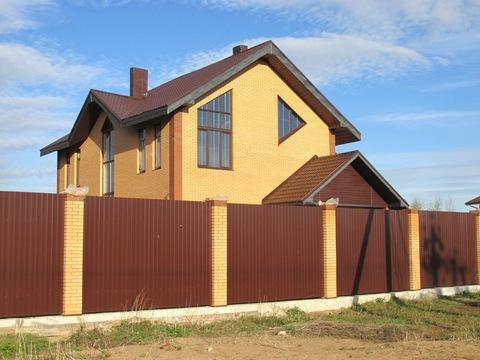 46 км от МКАД, Яхрома, Продаю новый коттедж 250 м2 на участке 15 соток - Фото 5