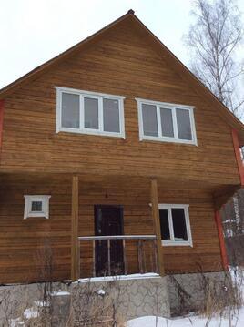 Дом из бруса 140 м2 у леса, СНТ Губкино - Фото 1