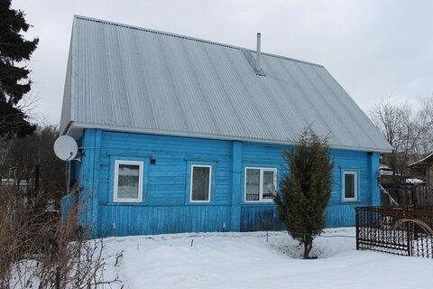 Продаю дом, земельный участок 5.7 соток в г. Кимры, ул. Московская - Фото 1