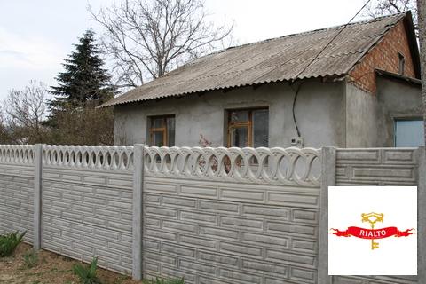 Продается дом в центре с.Орлиное - Фото 1