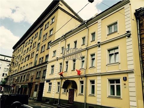 Аренда офиса, м. Новокузнецкая, Малый татарский улица - Фото 1