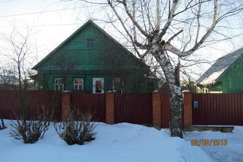 Дом с Газом, Баней, ул. Толстого - Фото 1