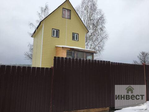 Продается 3х этажный дом 100 кв.м. на участке 3 сотки - Фото 1