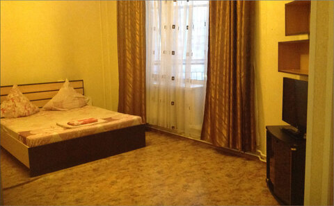 1-комнатная квартира сдается - Фото 1