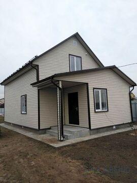 Новый 2-этажный дом 110 кв.мв обжитой деревне Григорово. - Фото 1