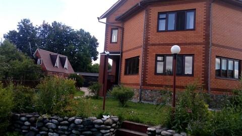 Звенигород. Дом 360 м2 в аренду. Новорижское ш, 35 км от МКАД - Фото 1