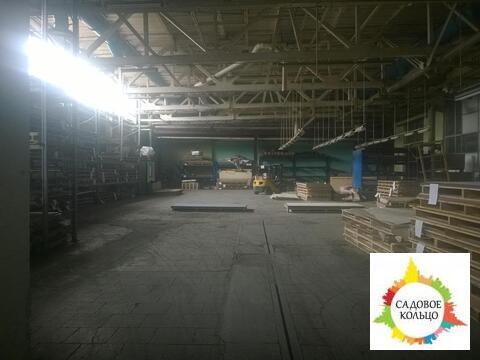 Аренда помещения под склад 3 342 кв.м под склад, теплый ну не отаплив - Фото 1