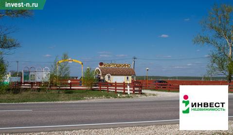 Продажа участка, Симоново, Заокский район, Ул. Зелёная - Фото 3