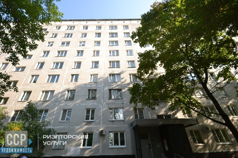Продажа 3-х комнатной квартиры: Москва, ул. Елецкая, 12к2 - Фото 1