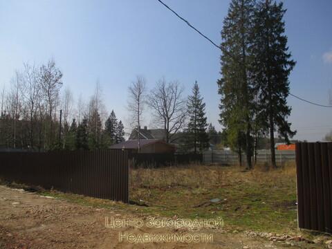Участок, Ярославское ш, 29 км от МКАД, Лесной п. Ярославское шоссе, 29 . - Фото 1
