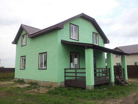 Продается новый дом под ключ 160м, 10сот, с. Малышево, Раменский район - Фото 3