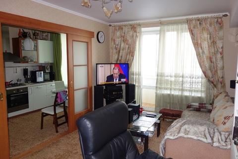 Продажа1 комнатной квартиры 44.3 м2 -2 мин.пешком м.Ленинский проспект - Фото 5