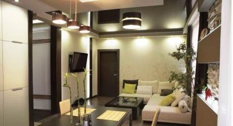 Альберта Камалеева 12 шикарная трехкомнатная квартира в в ЖК 21 век - Фото 3
