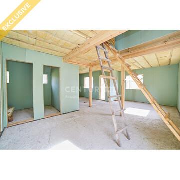 Продажа дома 120 м кв. на участке 10 соток в д. Бесовец, Речное-2 - Фото 5
