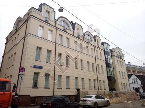 Объявление №60685294: Продажа помещения. Москва, Большой афанасьевский переулок улица, 8 стр 3,