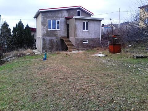 Новый дом 125 кв.м. в дачном поселке Новороссийска - Фото 1