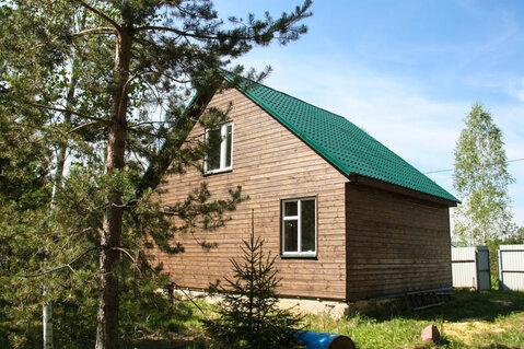 Новая дача с удобствами в районе деревни Тельвяково - Фото 3