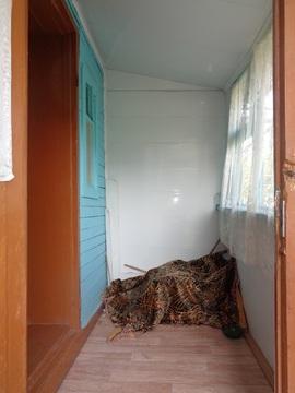 1/2 деревянного дома с косметическим ремонтом на улице 1лучевой проезд - Фото 3