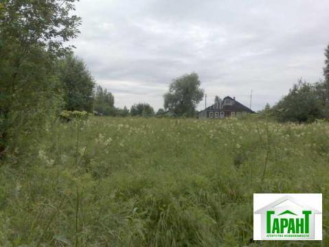 Участок в деревне непейцино