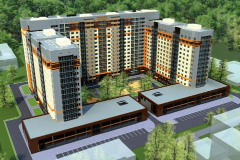 Продается двухкомнатная квартира в новом жилом комплексе бизнес класса - Фото 4