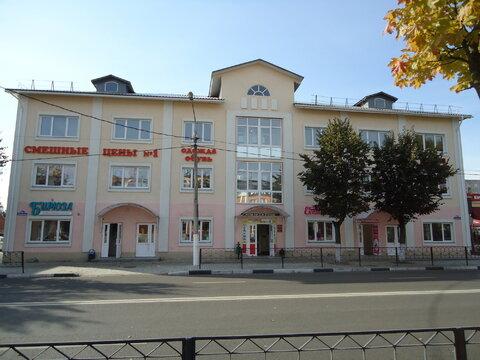 Сдается торговое помещение 56 кв.м в центре города Егорьевск - Фото 1