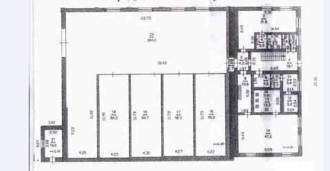 Продам, индустриальная недвижимость, 1506.8 кв.м, Канавинский р-н, ., Продажа складов в Нижнем Новгороде, ID объекта - 900190263 - Фото 1