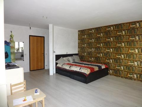 1-комнатная квартира-студия, 2010 г.п, 12/18 эт. ул. Новоселья, д. 4 - Фото 3