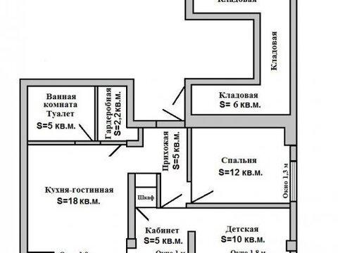 Краснодарский край, Сочи, ул. Пасечная,45 10
