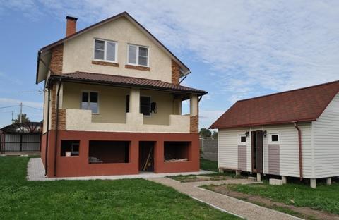 Продается дом Раменский р-н д.Клишева ул.Северная - Фото 1