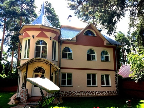 Два дома 160 и 100 кв.м 22 сот. г.Раменское - Фото 1