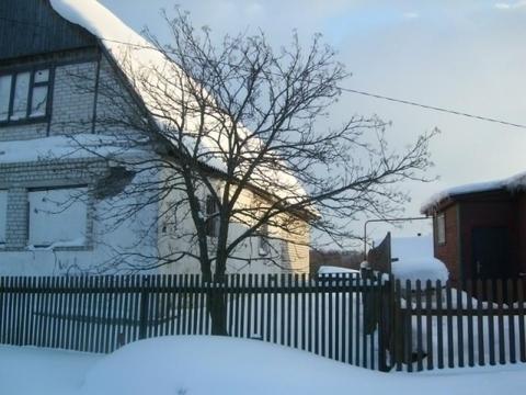 Продам дом по горьковскому шоссе в 90 км от Москвы, в г.Петушки, . - Фото 1