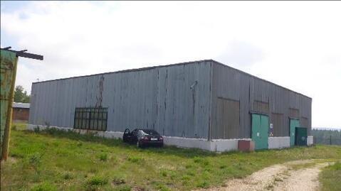 Продажа производственного помещения, Малая Еланка, Иркутский район, 2 - Фото 5