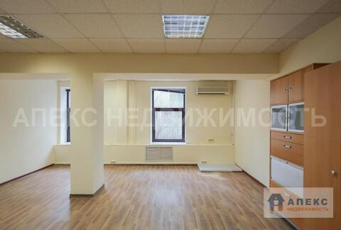 Аренда офиса 83 м2 м. Проспект Мира в административном здании в . - Фото 4