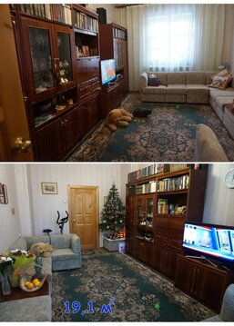 Продажа 4-комнатной квартиры, 97.4 м2, г Киров, Карла Маркса, д. 43 - Фото 2