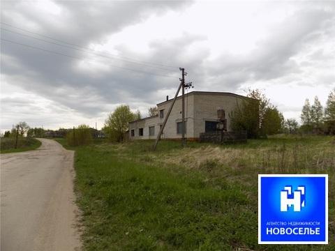 Производственное здание с земельным участком - Фото 2