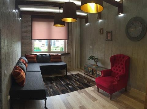Квартира бизнес-класса в сите loft с машиноместом в закрытом паркинге - Фото 1