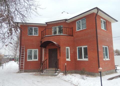 Сдается новый 2-х этажный кирпичный дом 110 кв.м. в г. Обнинске