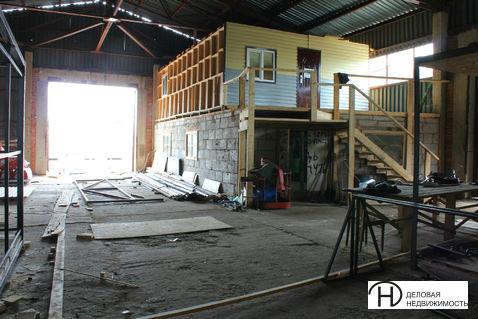 На продажу выставляется производственная база в Хохряках - Фото 1