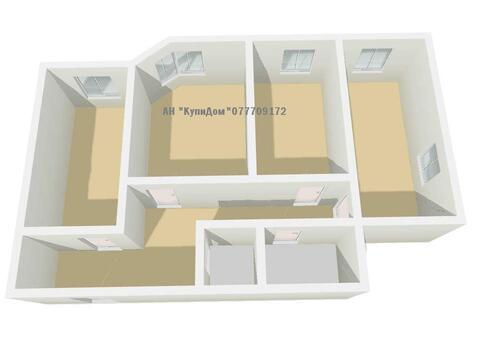 3-х комн.квартира-пл.90 кв.м. в г.Тирасполе в новом доме на Ларионова - Фото 3