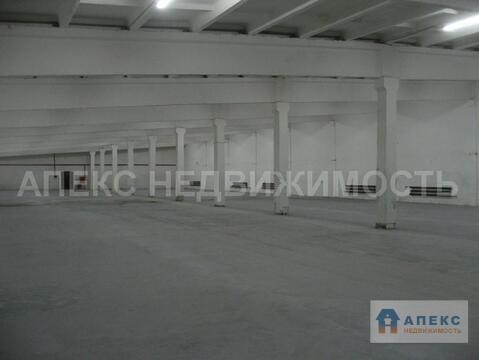 Аренда помещения пл. 1500 м2 под склад, производство, . - Фото 1