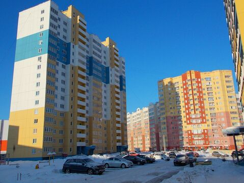 Продается 1-комнатная квартира в Московском мкр-не Иваново - Фото 1