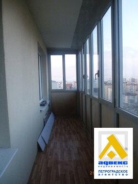 Квартира для успешной семьи у Лахта Центра. - Фото 3