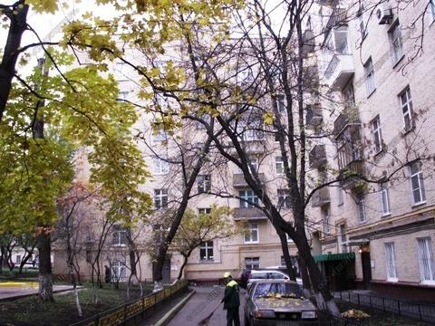 Продажа квартиры, м. Краснопресненская, Ул. Климашкина - Фото 2
