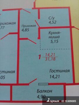 Продаю1комнатнуюквартиру, Барнаул, Партизанская улица, 149, Купить квартиру в Барнауле по недорогой цене, ID объекта - 321932186 - Фото 1
