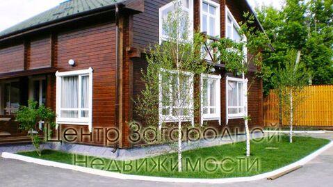 Дом, Новорижское ш, 1 км от МКАД, Мякинино д. (Красногорский р-н). . - Фото 2