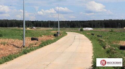 Участок 15.5 сот, земли поселений (ИЖС), Киевское шоссе, 25 км - Фото 1