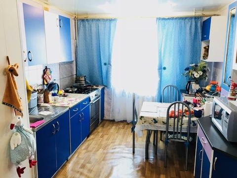 Продается отличная 4-к квартира на 3-этаже 5-этажного кирпичного дома - Фото 1