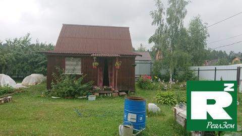 Продается отличная дача в Боровский район СНТ Русское поле - Фото 1