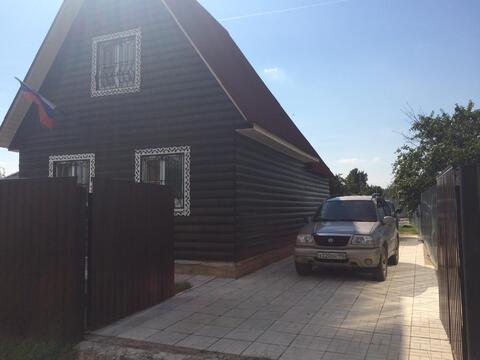 Дом, Сергиев Посад, д. Язвицы, СНТ Язвицы - Фото 1